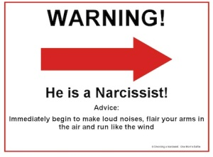 Divorcing a Narcissist_Warning Sign