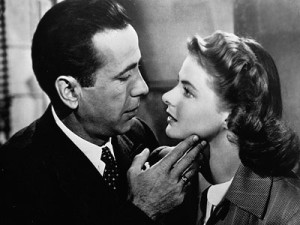 Casablanca-Bogart
