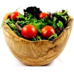 Olive-wood-salad-bowl